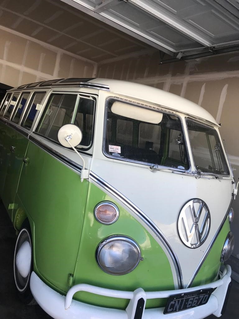 Samba VW Classifieds and VW Bus For Sale California