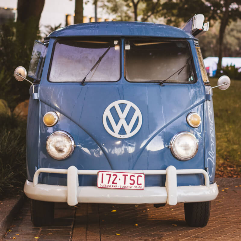 VW Bus Restoration and VW Bus Brazil Import