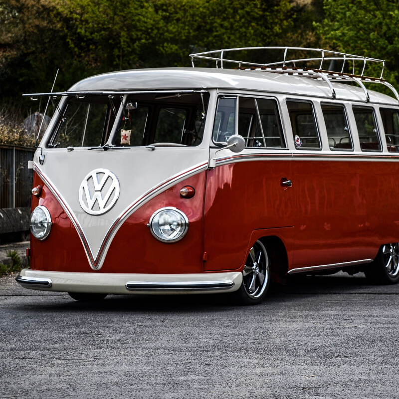 VW Bus For Sale California and Vintage Bus For Sale